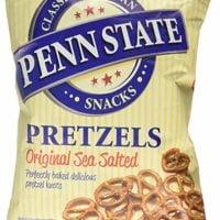 Penn State Pretzels Original Salted Pretzels, 175g