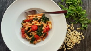 Cavatelli Pasta with Rocket