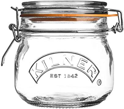 500ml Kilner Preserve Jar